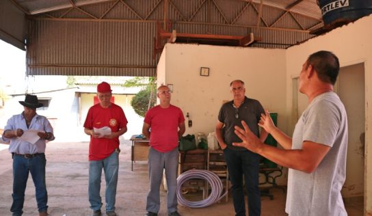 Curso de podas de árvores capacita colaboradores municipais