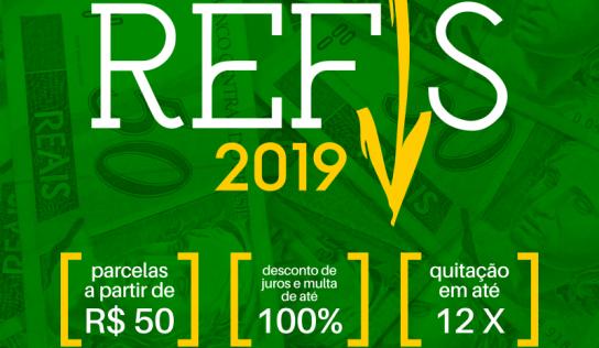 Prazo de adesão ao REFIS/2019 é prorrogado