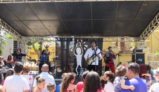 Dia das Crianças na Praça Central – Banda Estralo