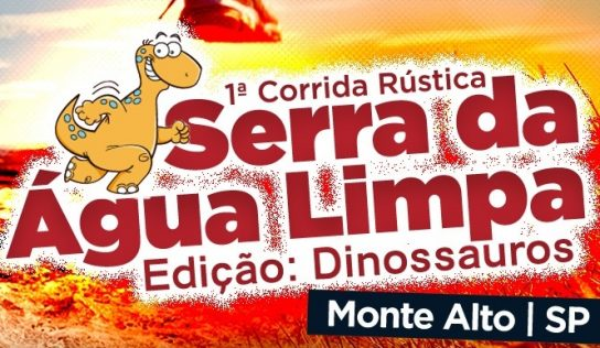 Corrida rústica levará atleta amadores à Serra da Água Limpa