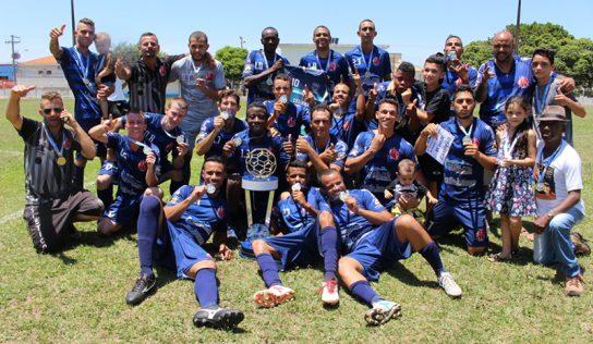 Municipal de Futebol decide campeões das Séries Prata e Ouro