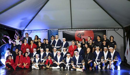 Festival celebra a presença japonesa em Monte Alto
