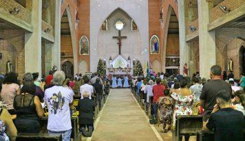 Distrito de Aparecida comemora seus 171 anos com missa