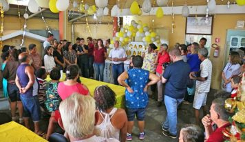 CAPS comemora 10 anos de trabalho em Monte Alto