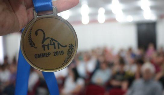 Educação realiza entrega de medalhas e certificação da OMMEP