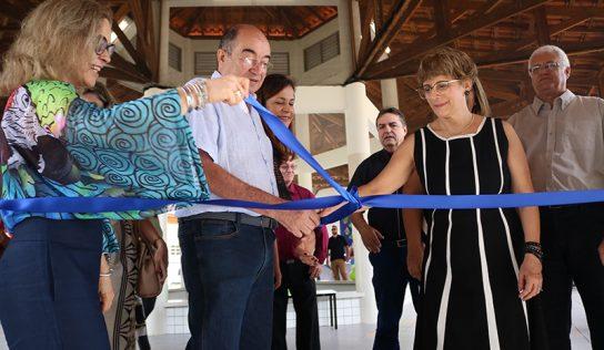 """Escola """"Professora Amélia Nunes de Freitas"""" é inaugurada no Vera Cruz"""