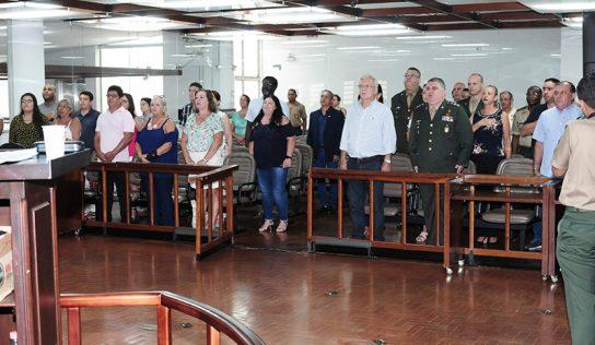 Monte Alto acompanha a desativação da Delegacia de Serviço Militar de Jaboticabal