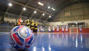 Municipal de Futsal 2020 estreia com disputas acirradas