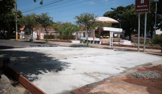 Monte Alto recebe lombofaixas na terceira etapa de obras no trânsito