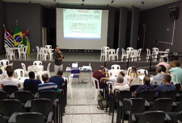 Monte Alto participa de encontro regional do VerdeAzul em Cândido Rodrigues