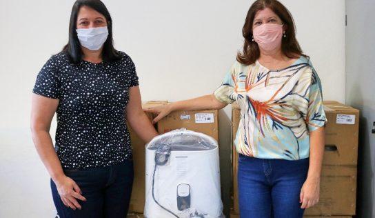 Saúde adquire dez novos concentradores de oxigênio