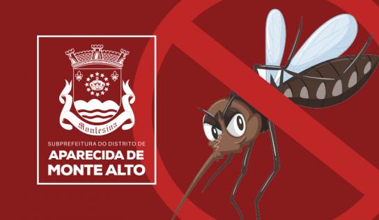 De casa em casa, Distrito de Aparecida recebe ação de combate à Dengue