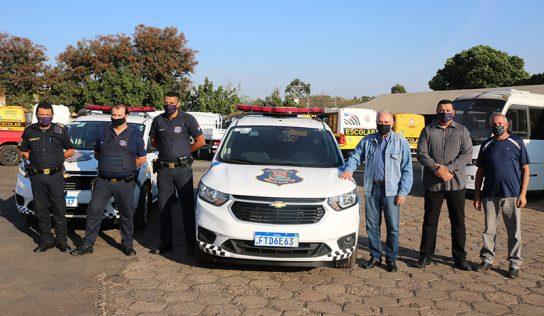 Prefeitura apresenta outros 12 novos veículos adquiridos