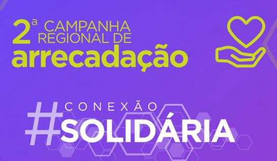 'Conexão Solidária' une municípios em drive-thru de arrecadação