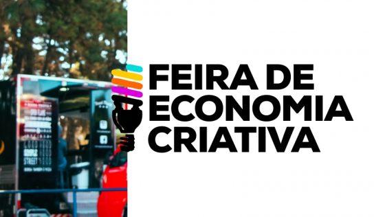 Estão abertas as inscrições para a Feira de Economia Criativa