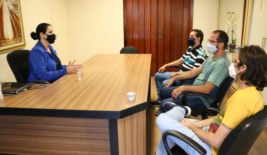 Renovadas, Prefeitura e Sabesp projetam ações em conjunto