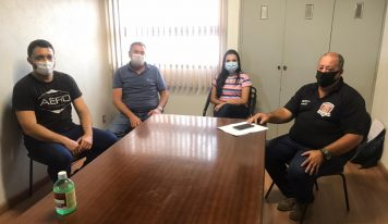 Prefeitura e instituições debatem regressão à Fase Laranja