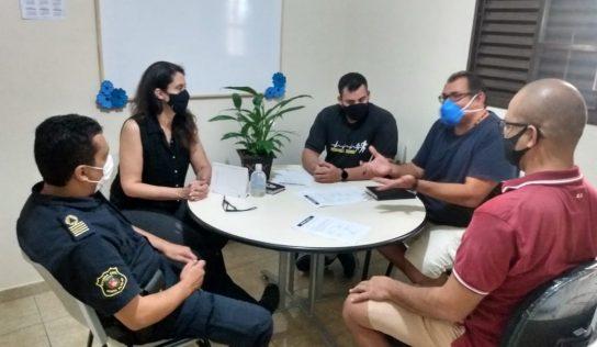 Segurança Pública e Esporte firmam parceria para treinamento de agentes