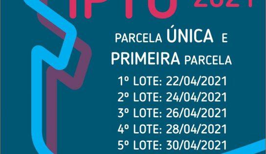 Primeira parcela do IPTU será cobrada em abril
