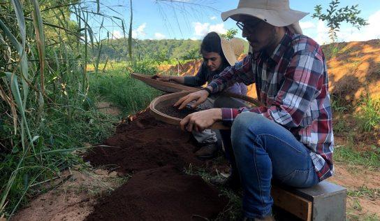 Arqueologia: vídeo sobre pesquisas em Monte Alto é premiado na USP