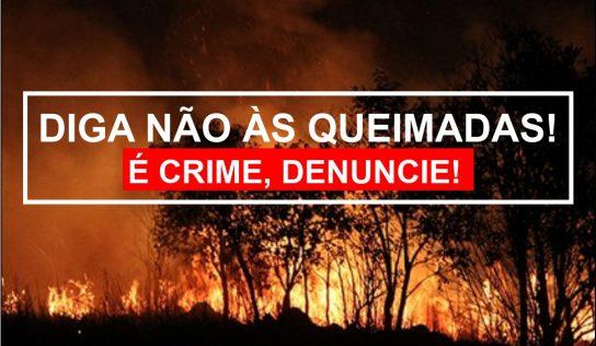 Prevenção a queimadas ganha novo foco do Governo