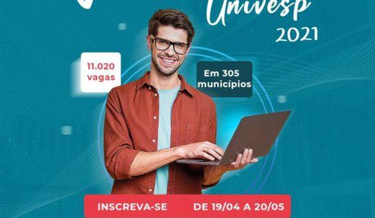 UNIVESP define datas do Vestibular 2021